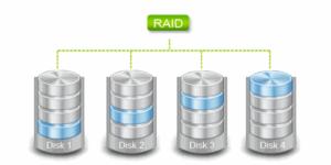 Восстановление информации с RAID