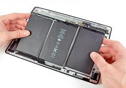 Батарея планшета