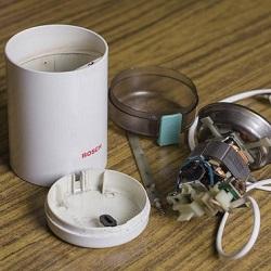 Электрическая часть кофеварки