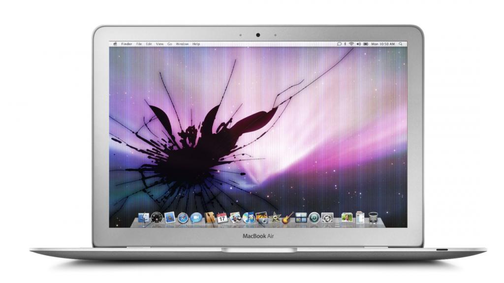 Ремонт матрицы Macbook